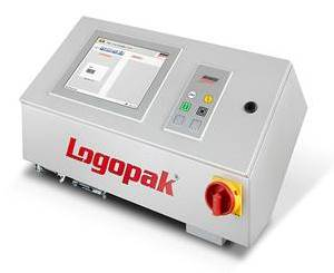 Logopak control panel