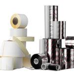 Labels and carbon foils