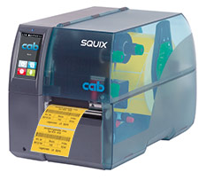 cab printer squix4
